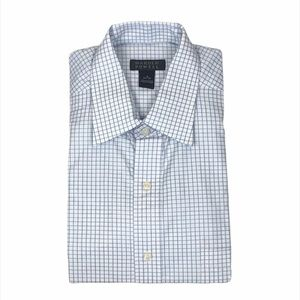 NWT HAROLD POWELL Men's Dress Shirt